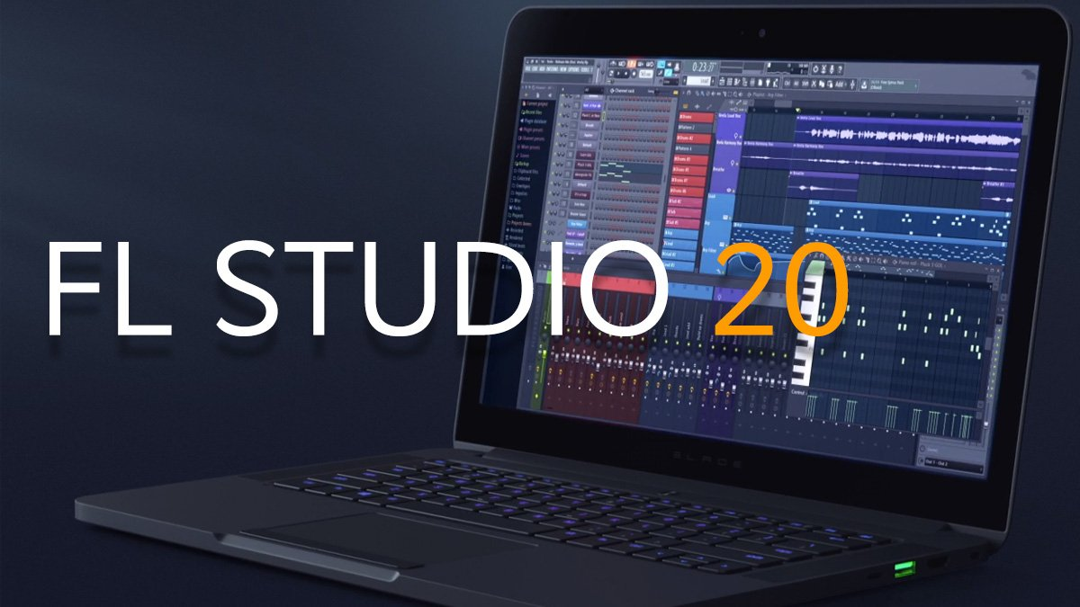 Category: FL Studio 20 - TENTMAKER MUSIC